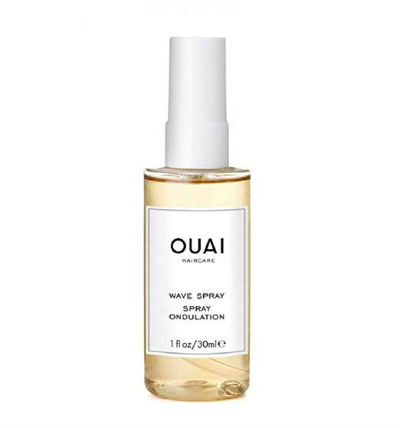 ouai wave spray, review
