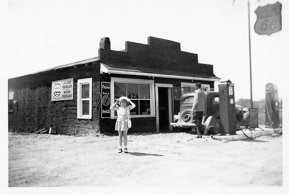 Thornton Clark's Station