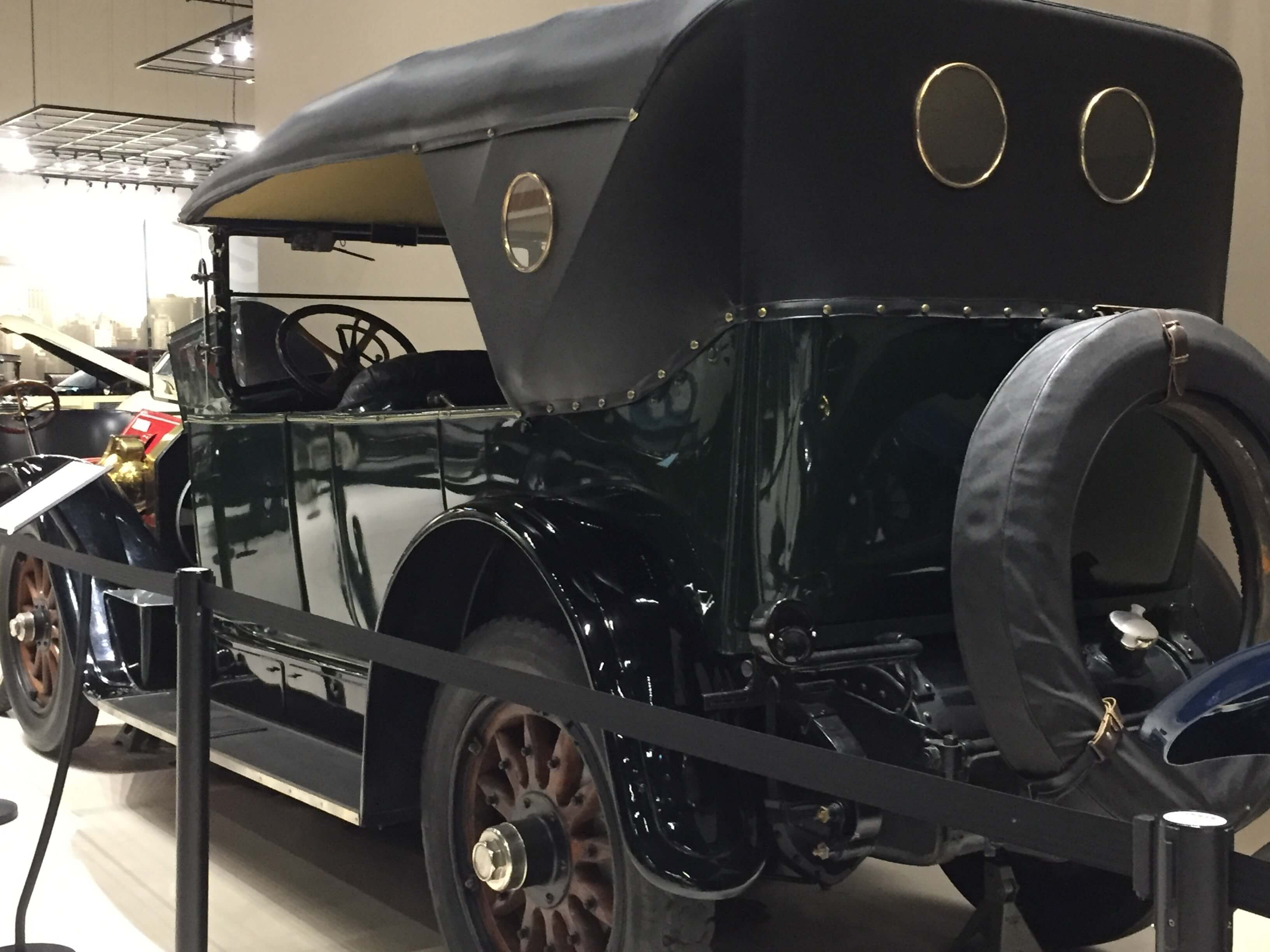 Car museum, Nebraska, 2017