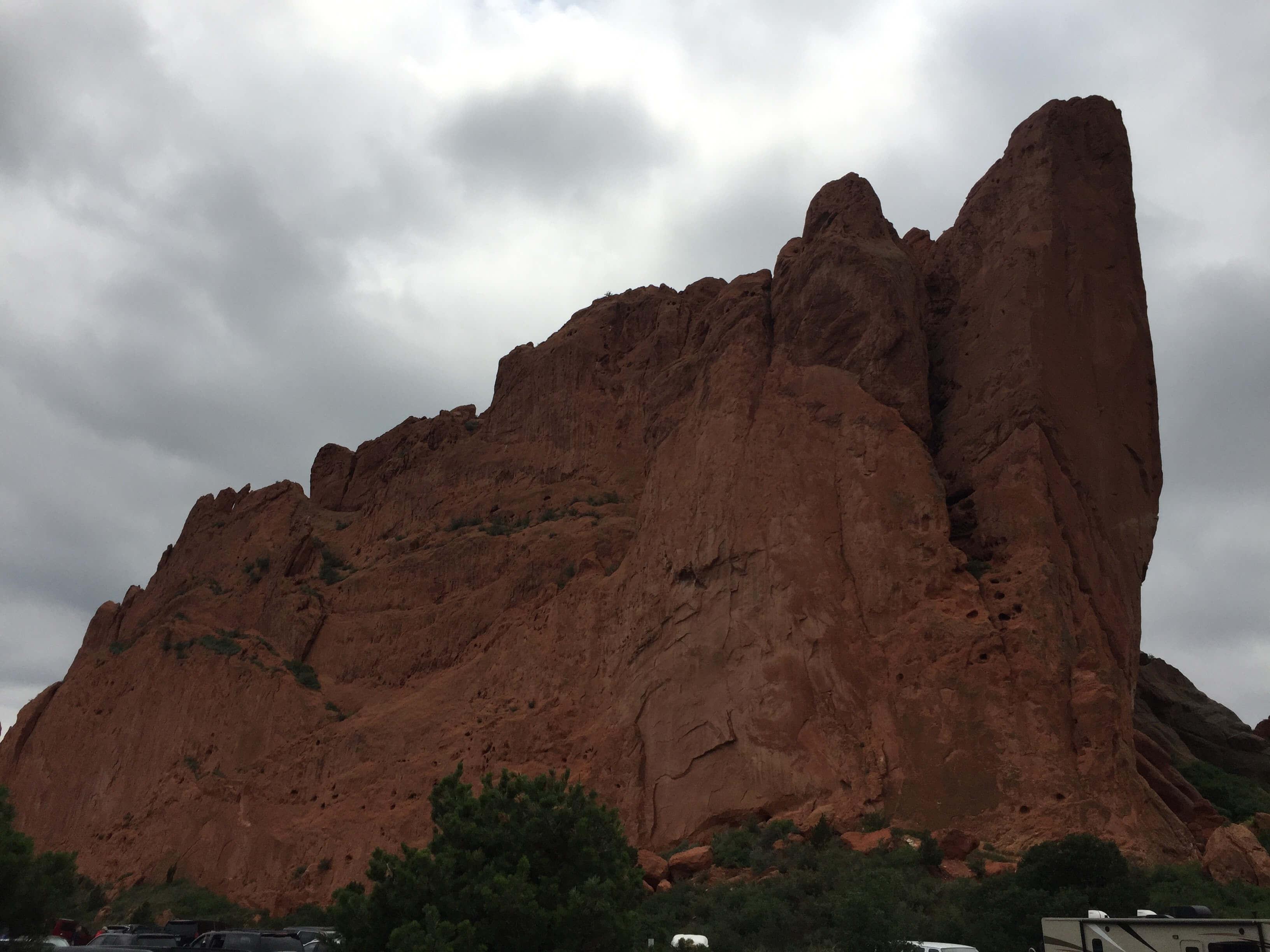 Garden of the Gods, Colorado, 2017