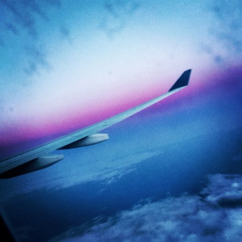 da plane, da plane, Sunrise over the Atlantic, 2015