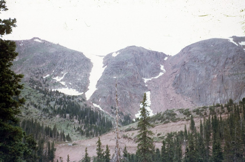 Colorado 1973 Mountains