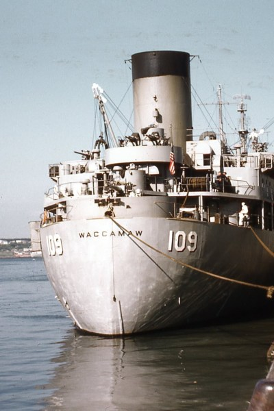 Navy Days 1954-1956