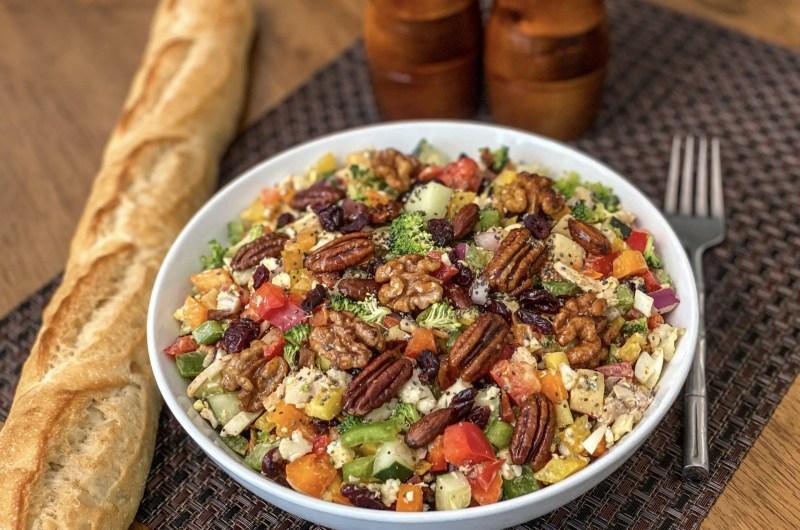 The Ultimate Salad Bowl Recipe