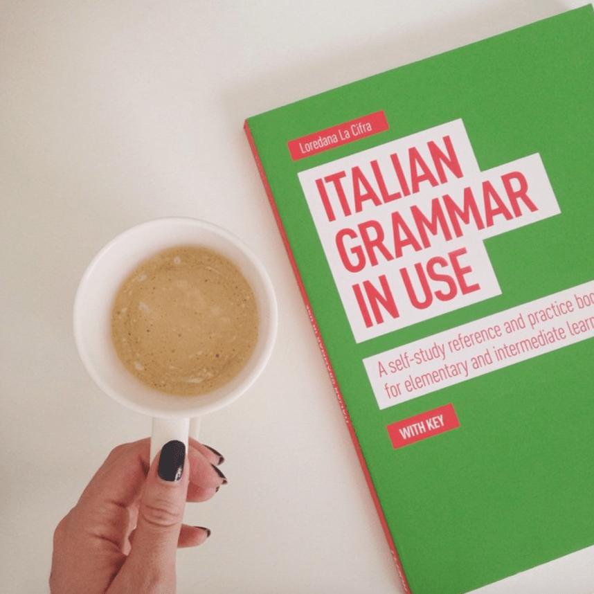 ingridesign learning italian grammar
