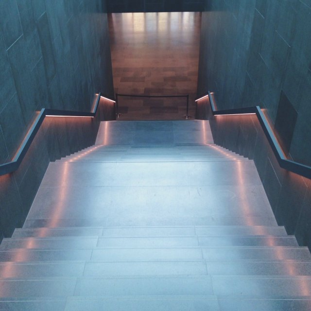 INGRIDESIGN tortona & navigli MUDEC stairs interior