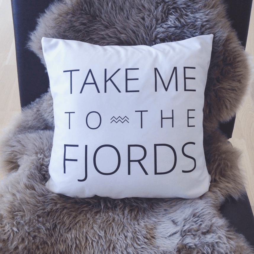 INGRIDESIGN_takemetothefjords pillow