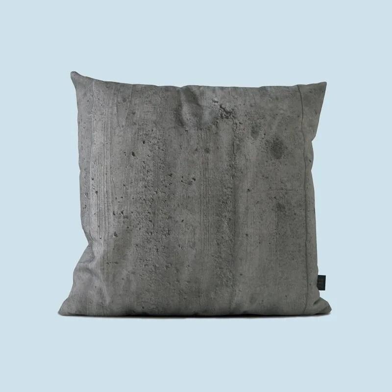 thatscandinavianfeeling_how are you_concrete texture pillow