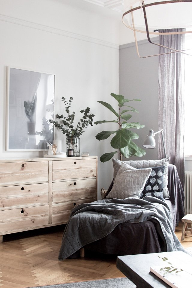 BEAUTIFUL BEDROOM WITH DANISH DESIGN. BEAUTIFUL BEDROOM WITH DANISH DESIGN   thatscandinavianfeeling com