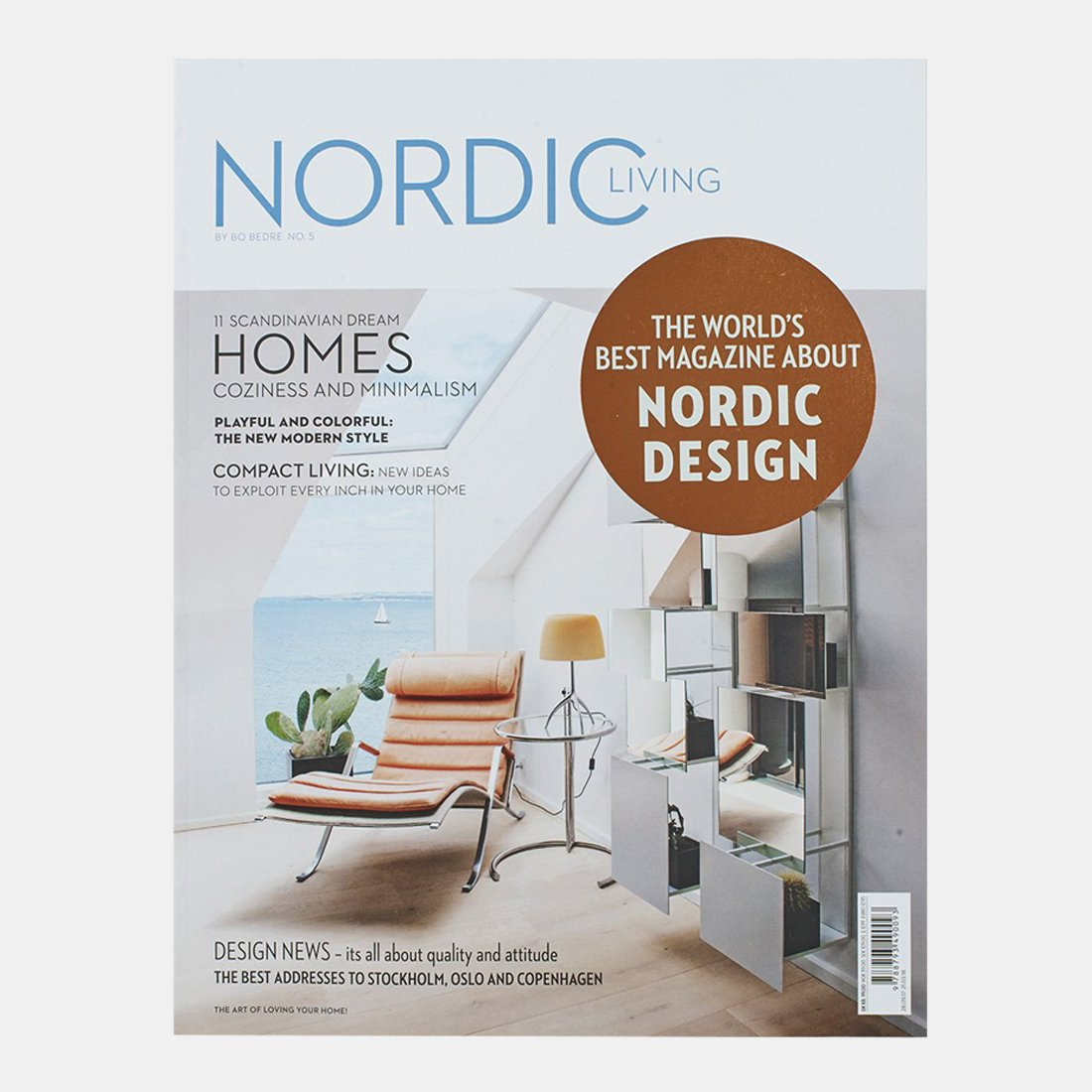 Scandinavian Home Design Magazine