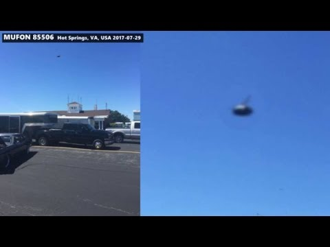 UFO Sightings July 30-31, 2017 – Submissions Compilation
