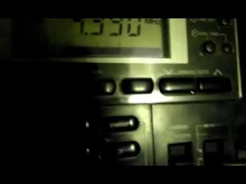 HAARP Woodpecker and other sounds 2750- 4500KHZ