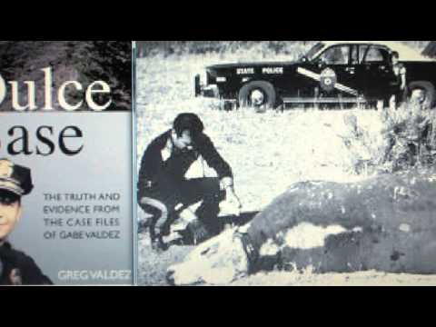 DULCE BASE: The truth and evidence from the case files of Gabe Valdez