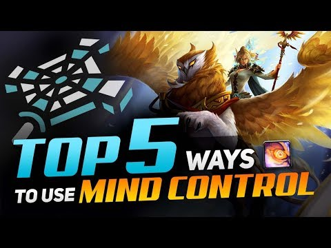 Top 5 Ways To Use Mind Control