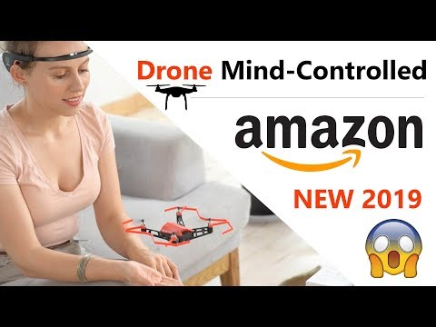 New Drones – Mind Control Drone