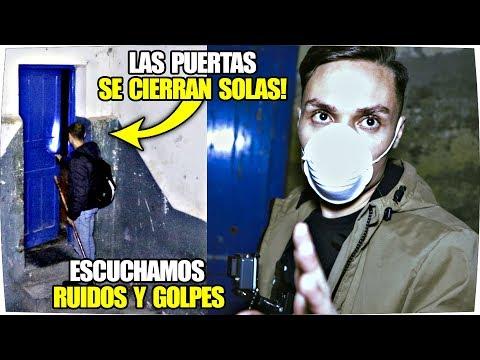 RUIDOS Y GOLPES en SITIO ABANDONADO PARANORMAL ! – Exploracion Urbana Lugares Abandonados en España