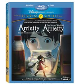 Secret World of Arietty - F2