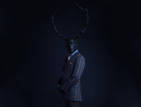 Hannibal Manstag in the Mirror