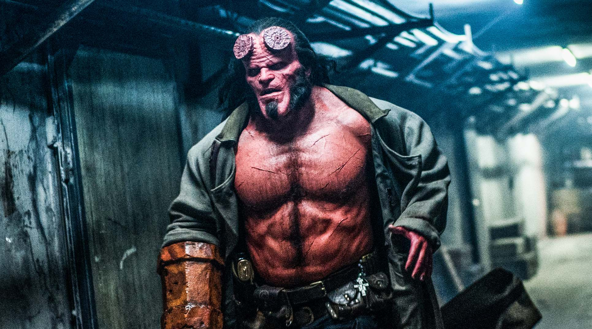Spoiled Rotten 85: Hellboy