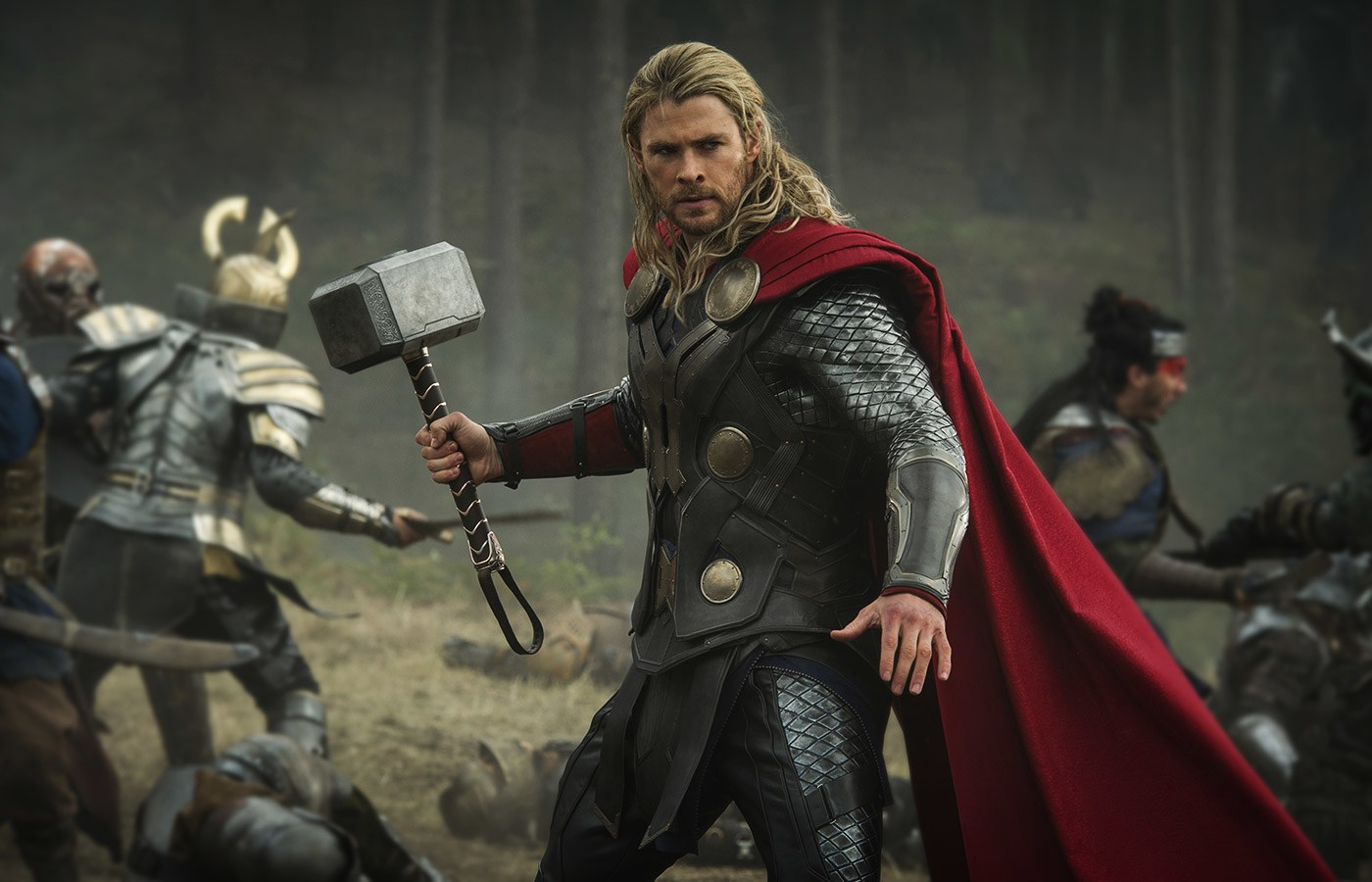 Parental Guidance MCU Rewatch: Thor: The Dark World