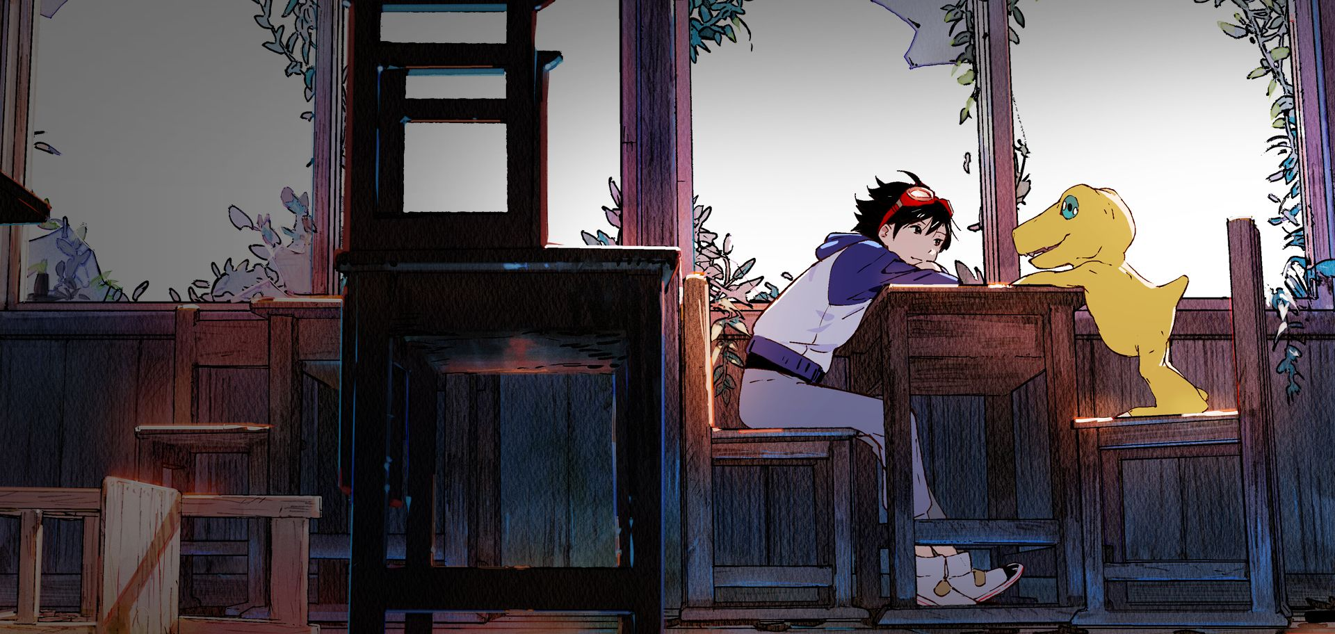 Check Out the Digimon Survive Opening Movie