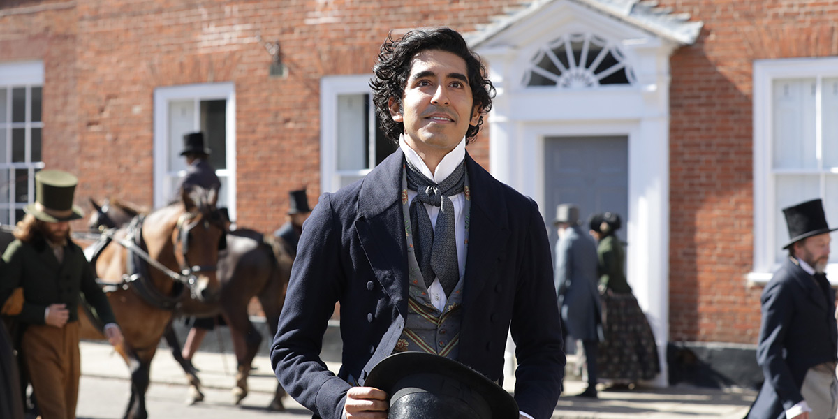 The Personal History of David Copperfield Trailer is Here