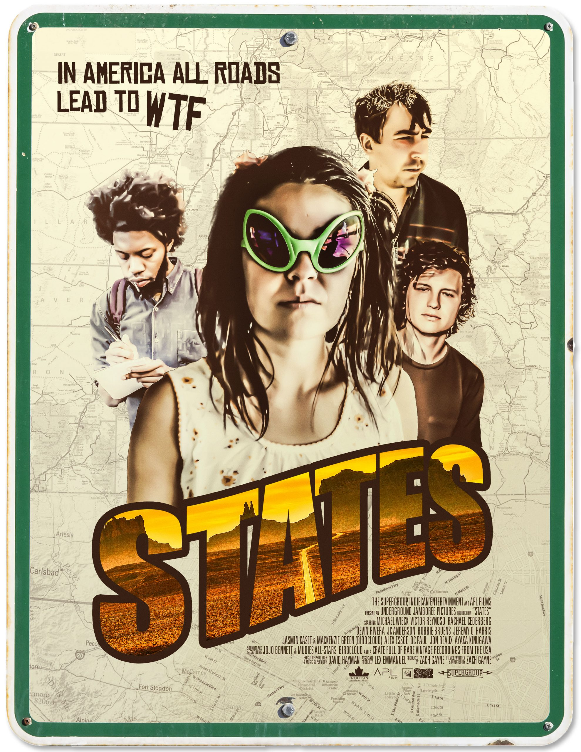 States: Check Out the Trailer for Zach Gayne's Road Movie