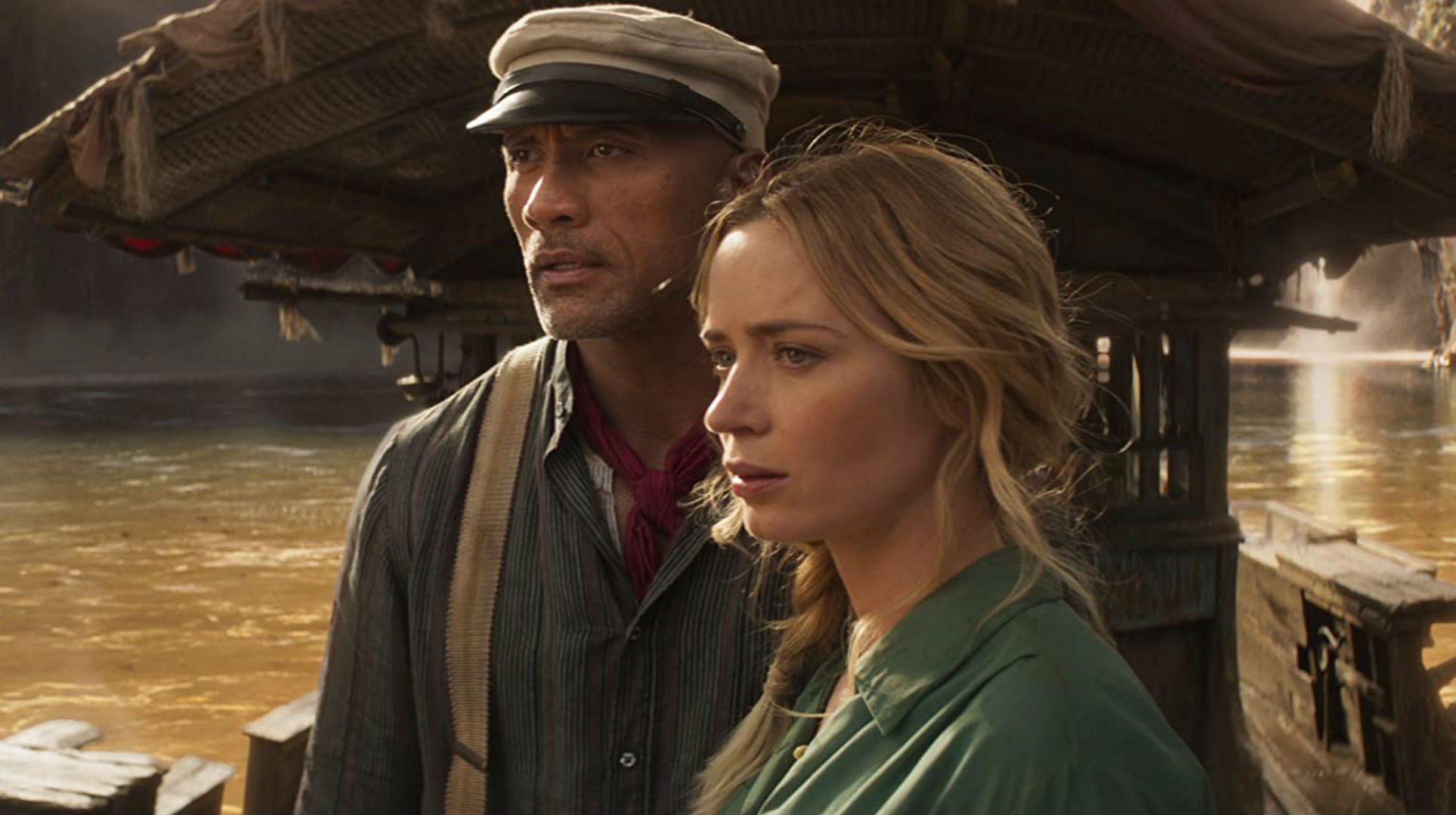 Jungle Cruise Trailer: The Rock and Emily Blunt Turn on the Charm