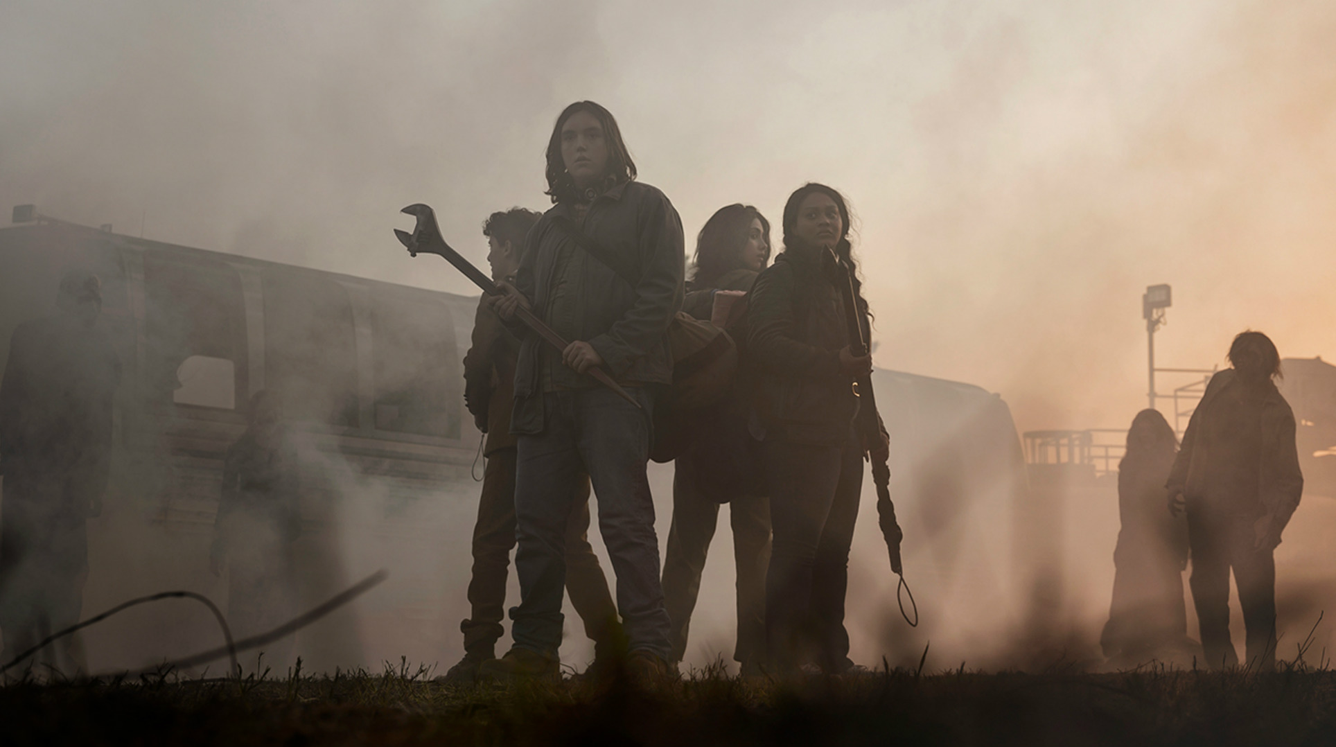 When Does The Walking Dead: World Beyond Start?