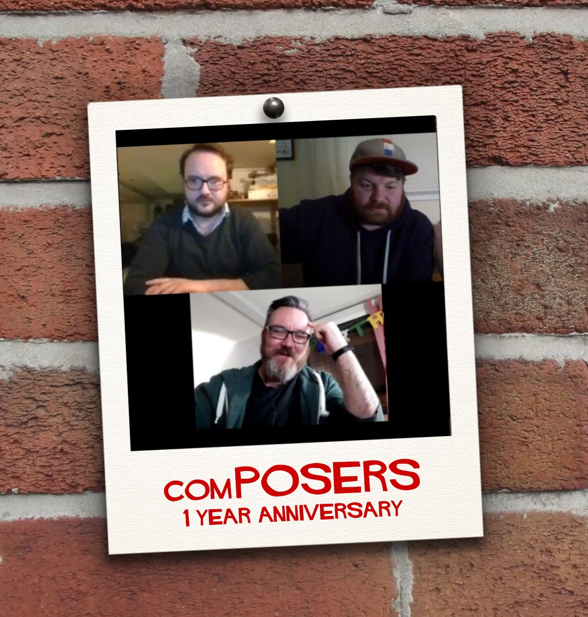 comPOSERS Special Episode: Our First Anniversary!