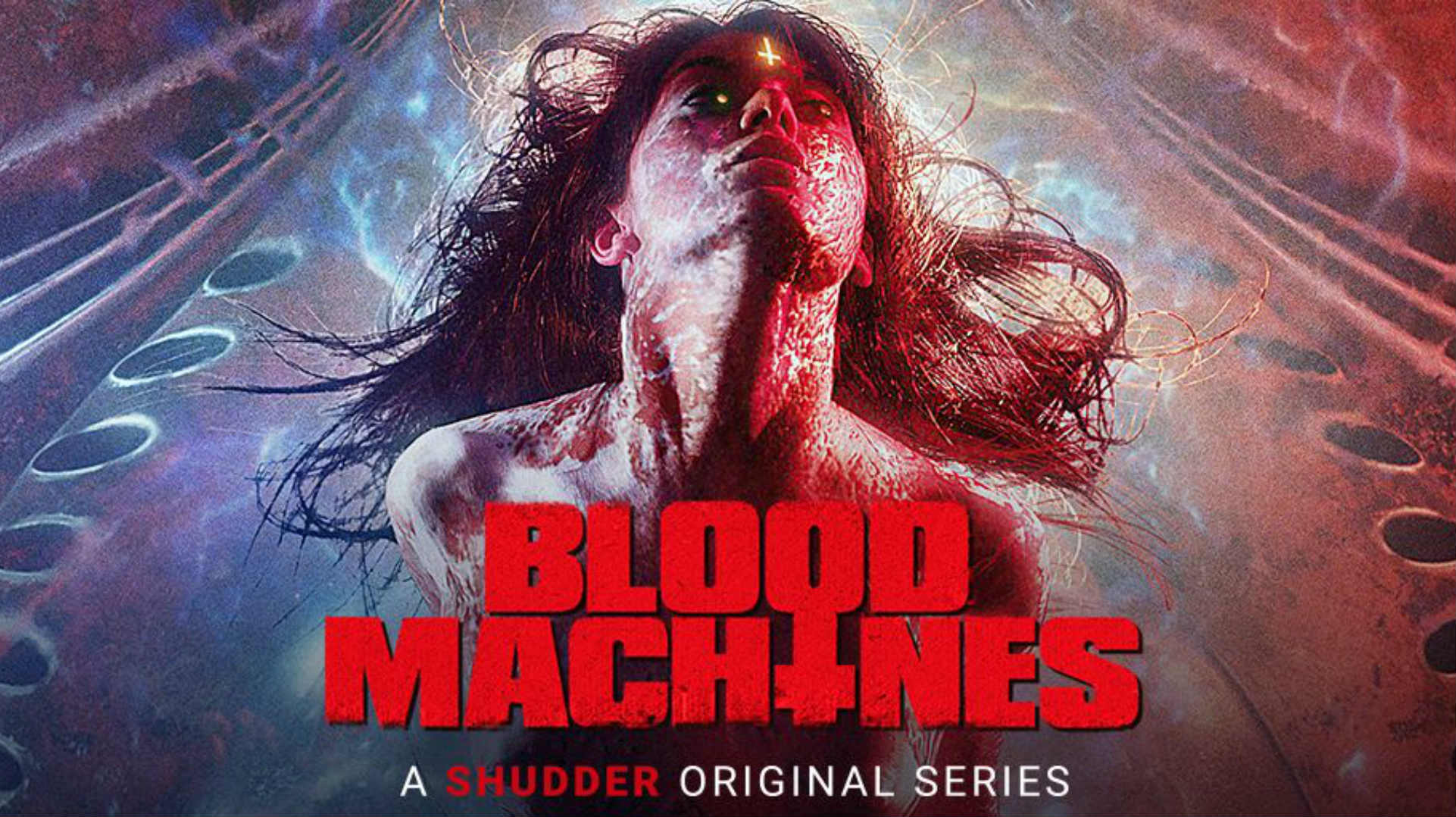 Blood Machines' Mind-melting Trailer Must Be Seen to Be Believed