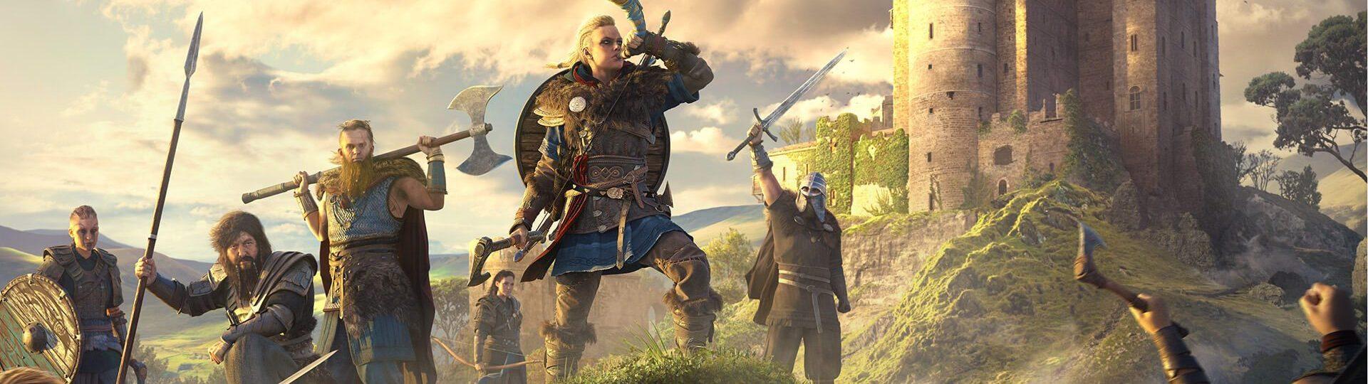 Ubisoft Forward: Assassin's Creed Valhalla Hands-On
