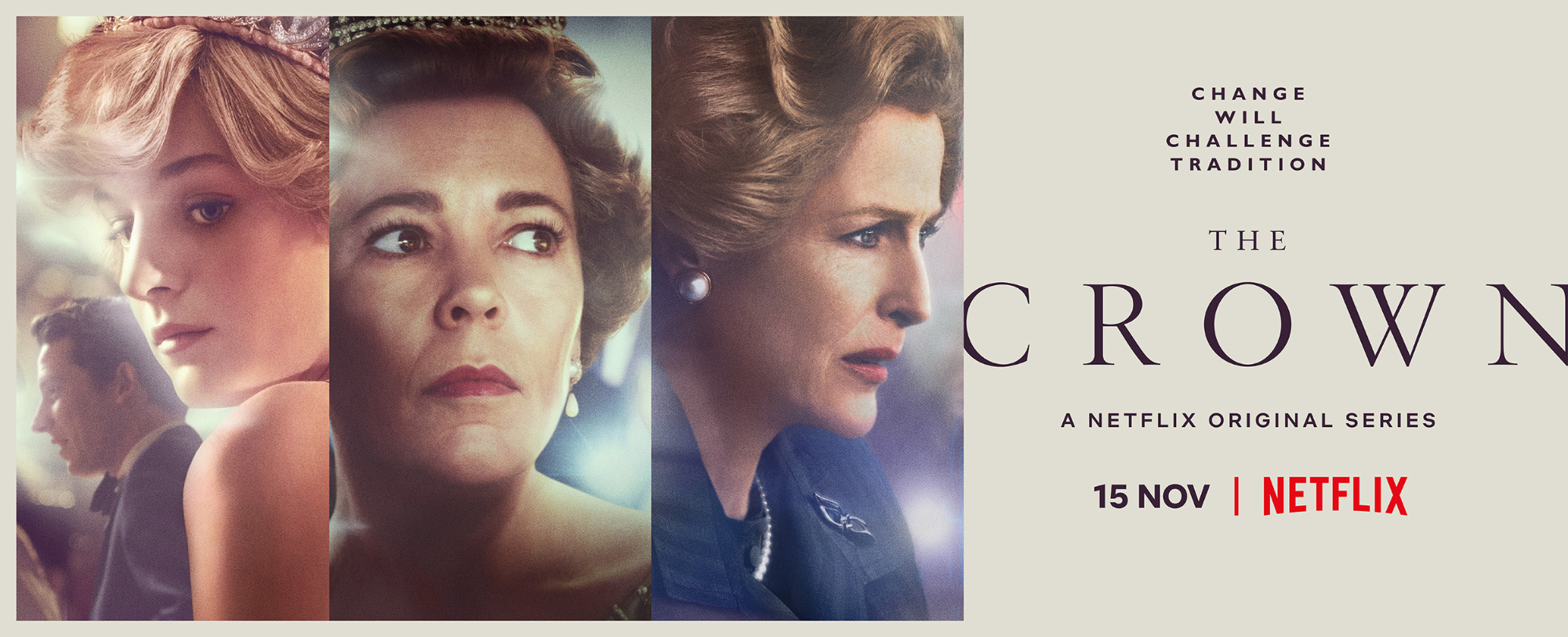 The Crown Season Four Review: The Iron Lady and England's Rose