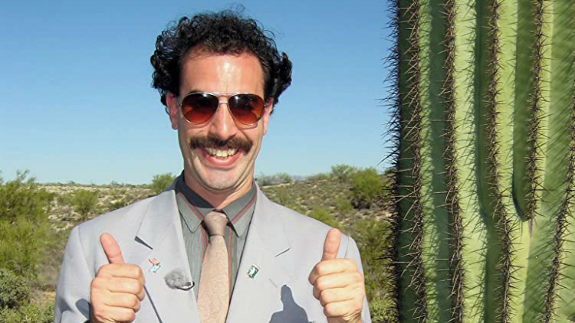 Borat: Subsequent Moviefilm Trailer: The Gift That Keeps on Giving