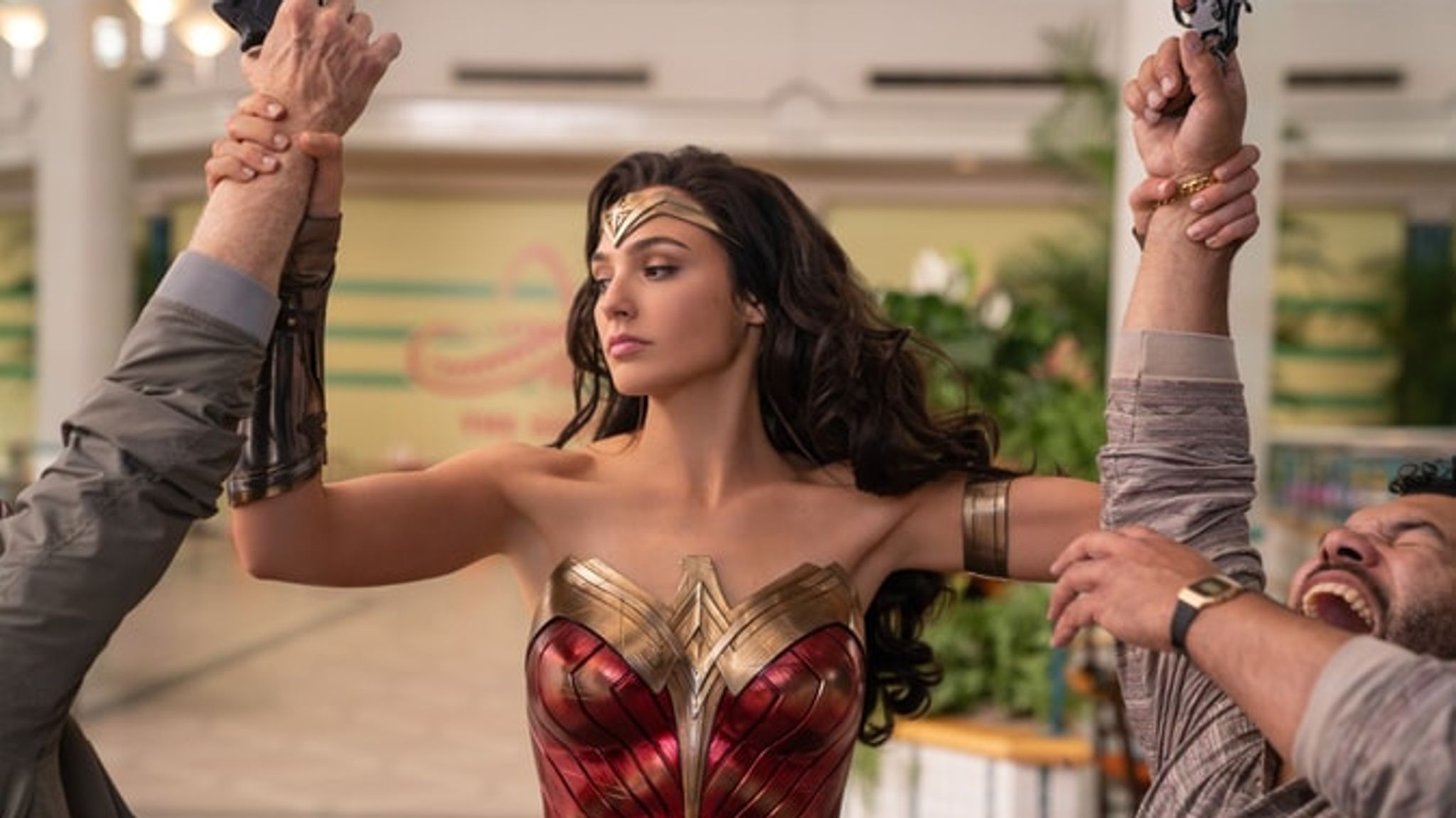 Wonder Woman 1984 Comes To You This Christmas Day!