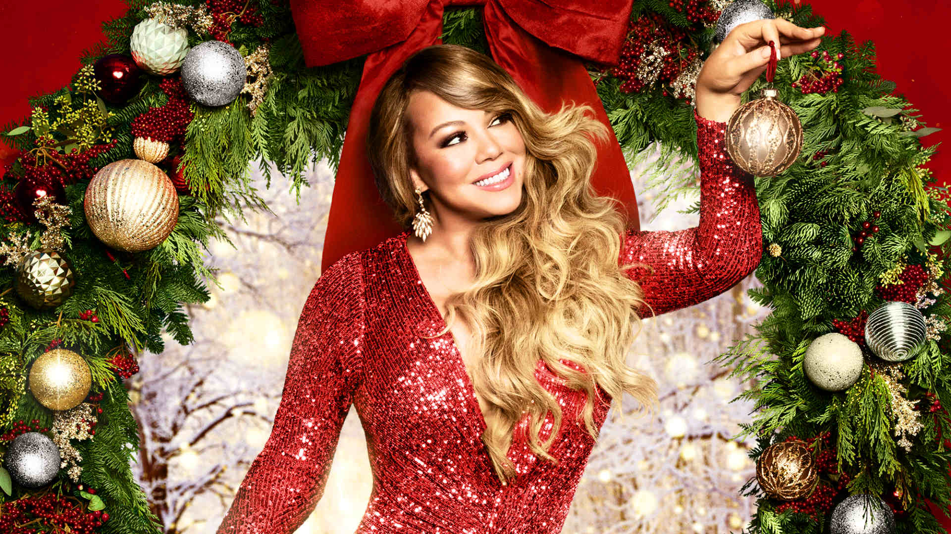 Mariah Carey's Magical Christmas Special Trailer: Join the Virtual Watch Party Tonight