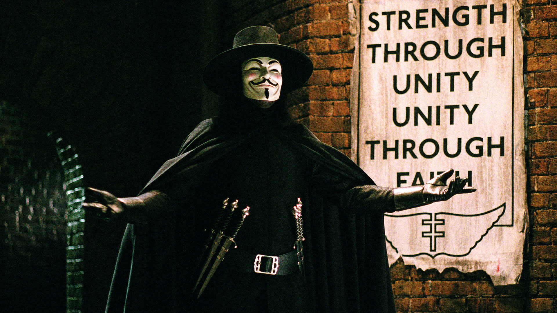 Spoiled Rotten 123: Revisiting V for Vendetta