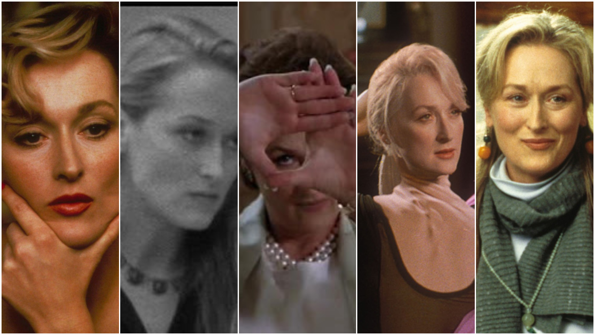 The Best Meryl Streep Performances that Oscar Didn't Nominate