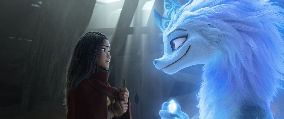 RAYA AND THE LAST DRAGON Interview: Canadian Animator Benson Shum Talks Disney's Latest Animated Adventure