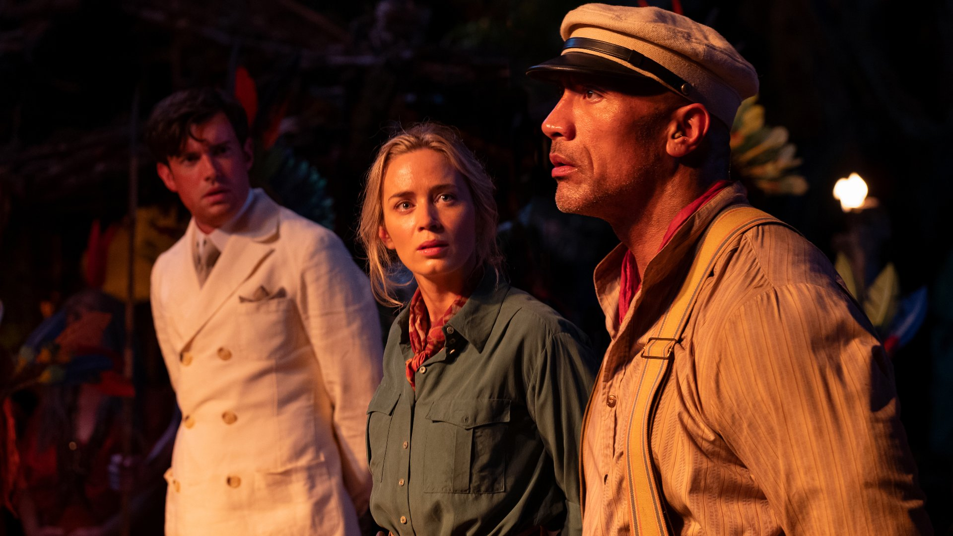 Jungle Cruise Trailer: Finally, The Rock Has Come Back to Summer Movies