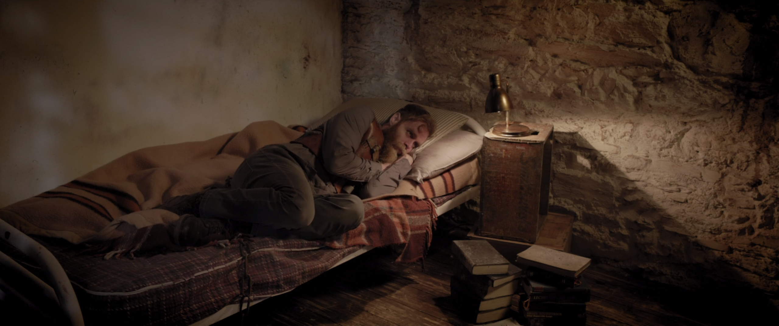 Caveat Review: Unsettling Irish Horror Debut has Promise