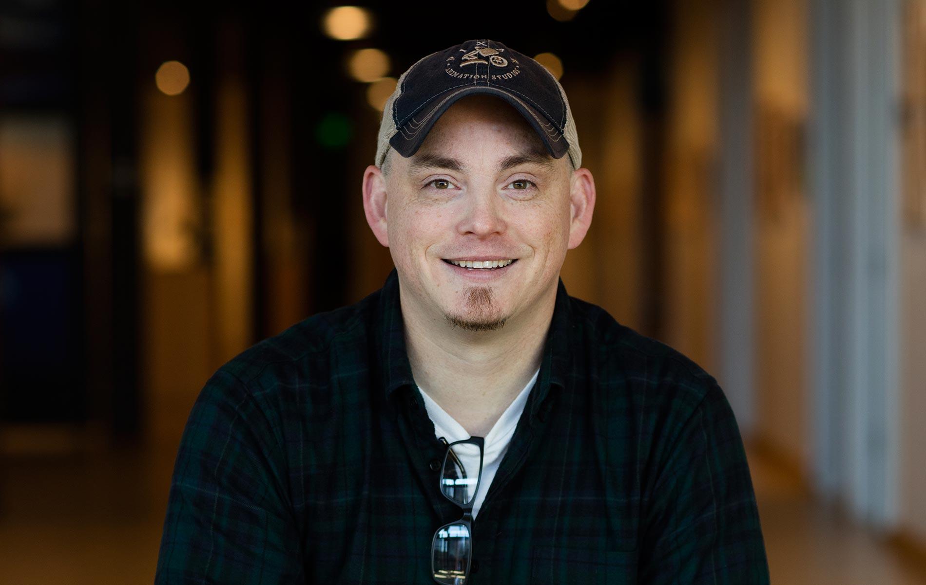 Pixar's LUCA Interview: Story Supervisor John Hoffman