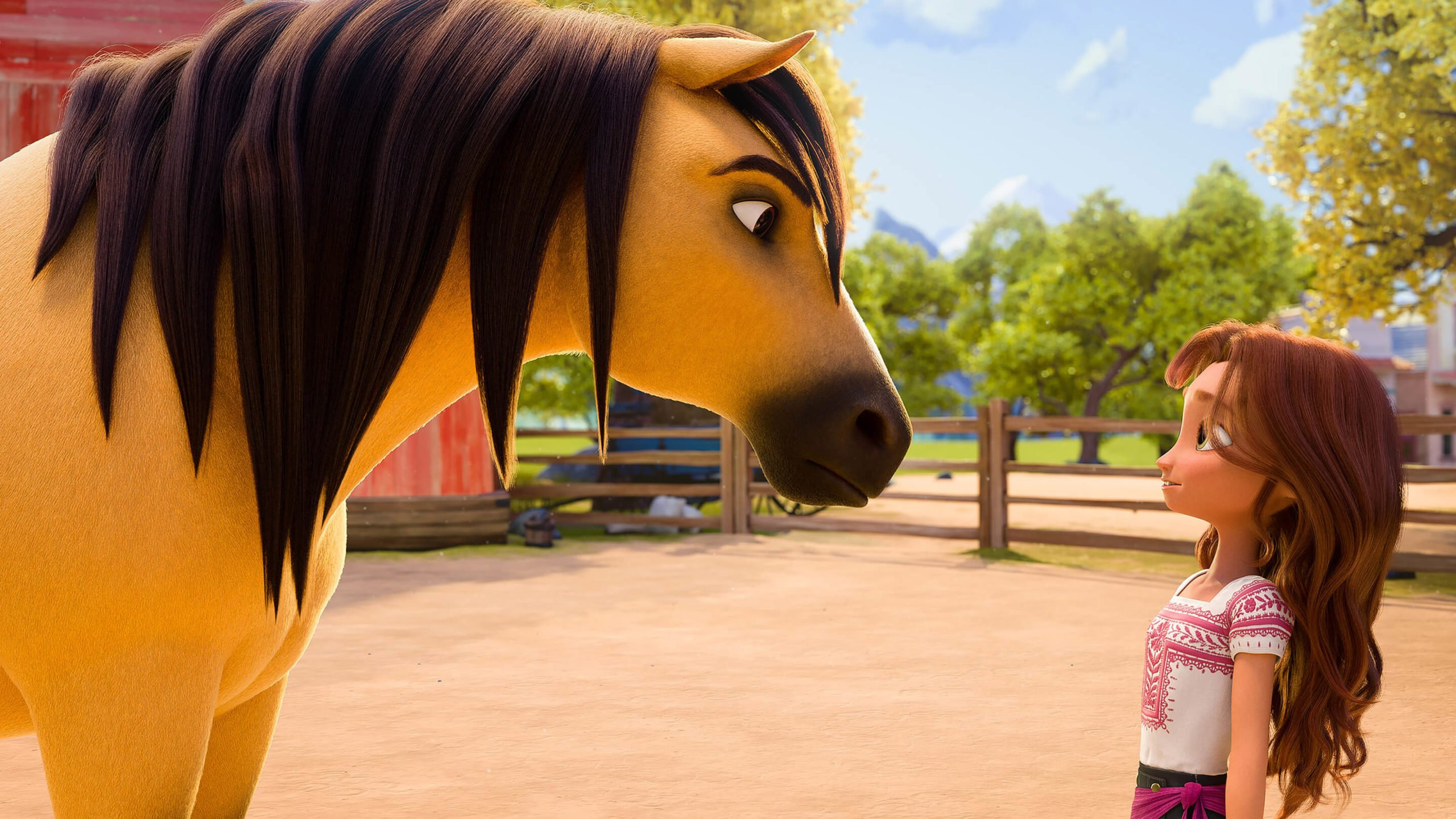 Spirit Untamed Review: Puts Cowgirls in the Saddle