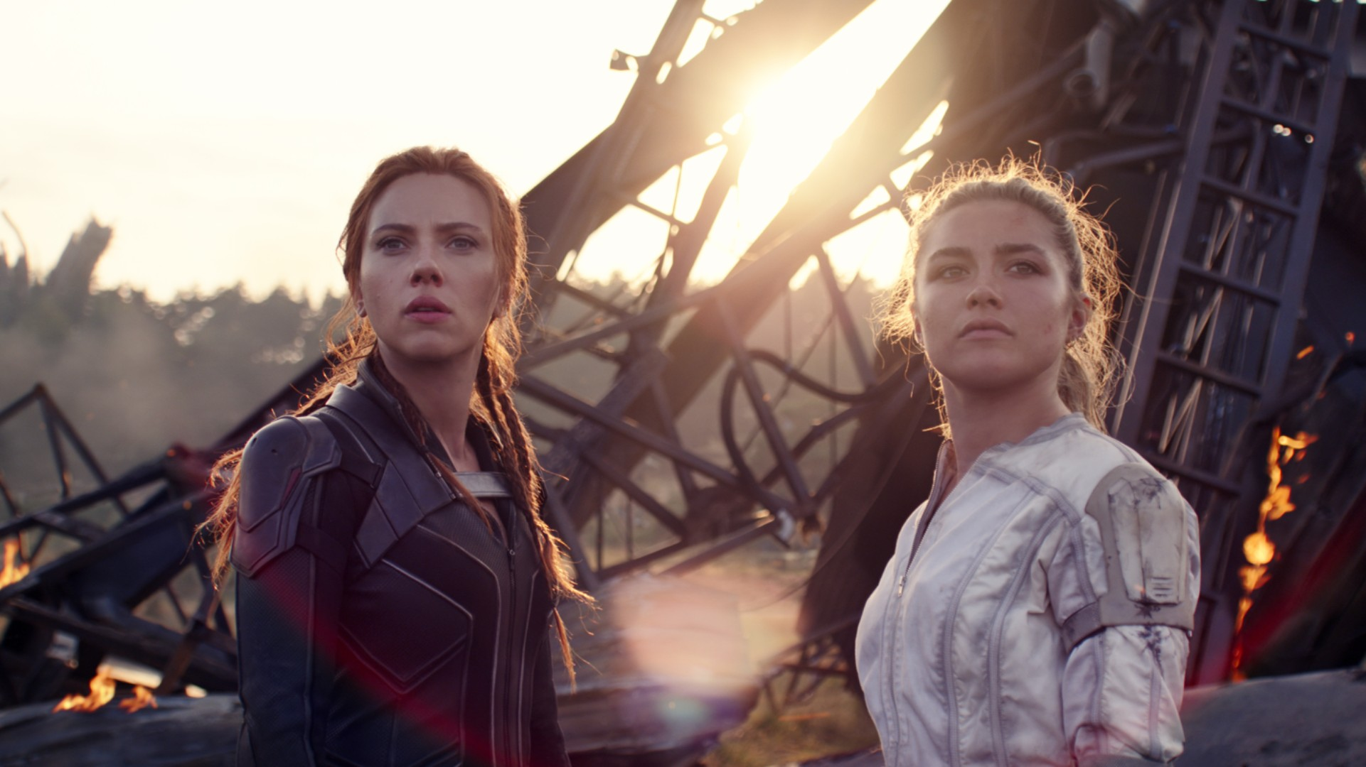 Black Widow Review: An Action-Packed Spy Thriller