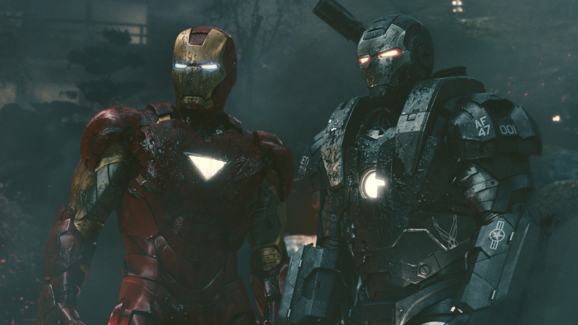 Spoiled Rotten 155: Revisiting Iron Man 2