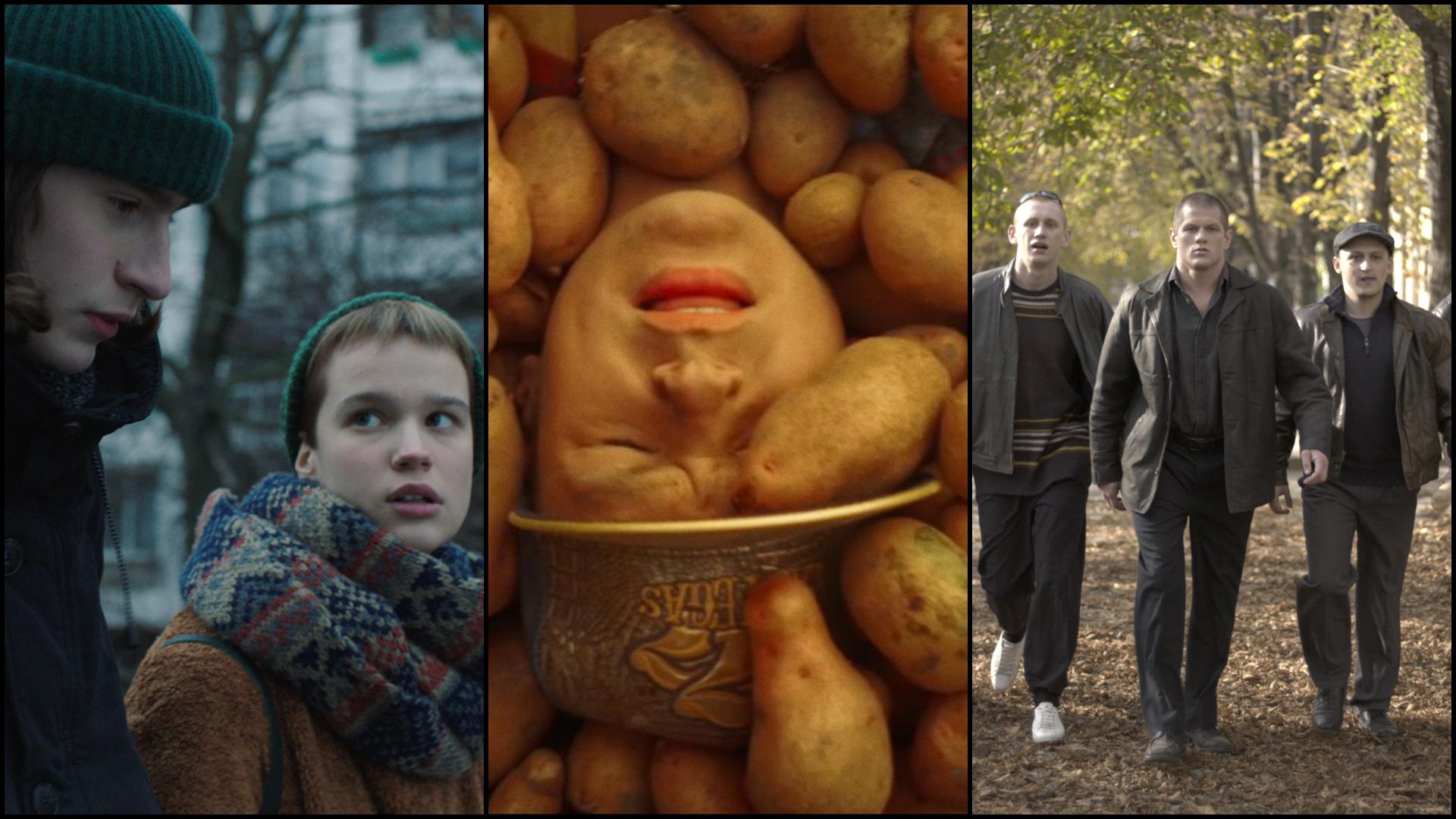 Watch this Round-Table on Canadian/Ukrainian Cinema from Kyiv Critics Week