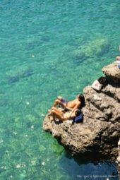 beach portofino liguria