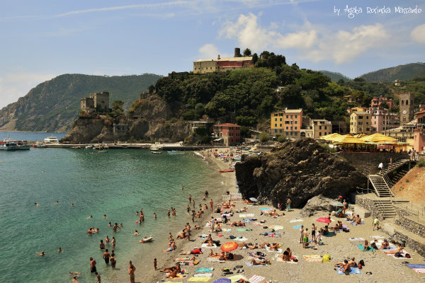 Monterosso, the town of the undiscovered Van Dyck