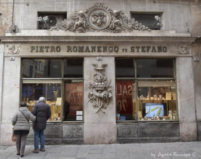 Romanengo facade