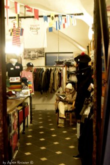 interiors of Lucarda shop